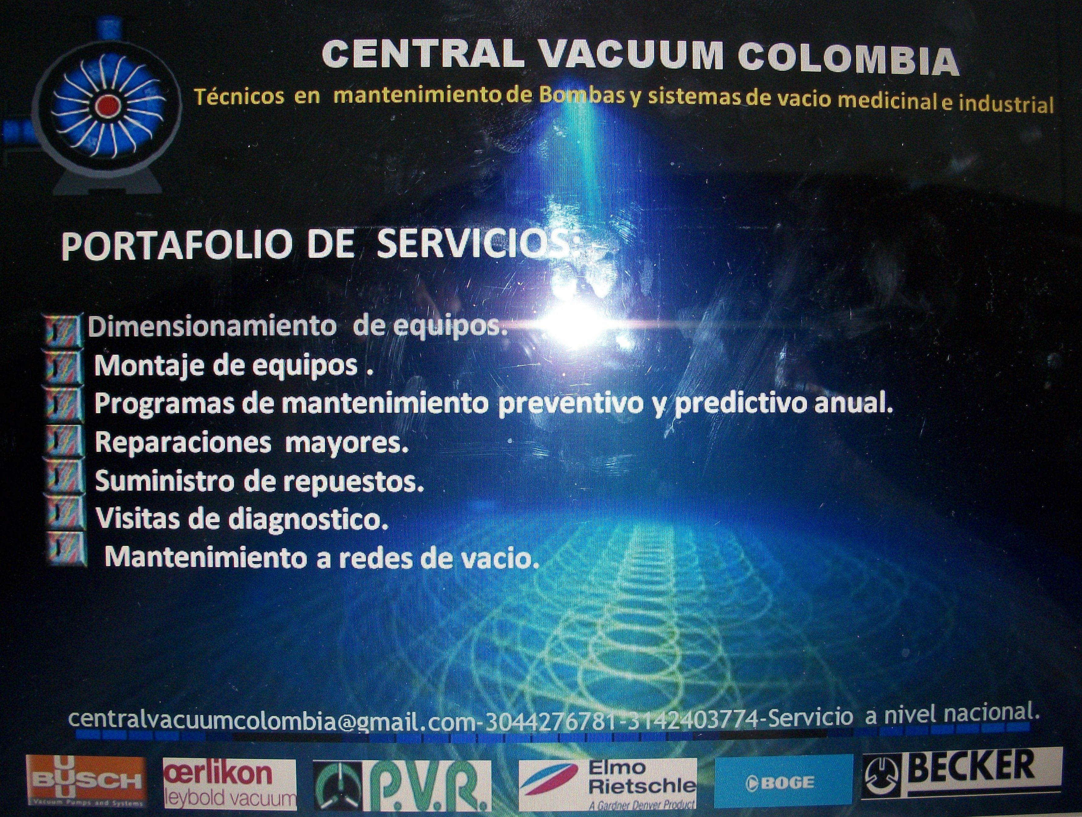 Fotos de Central Vacumm Colombia