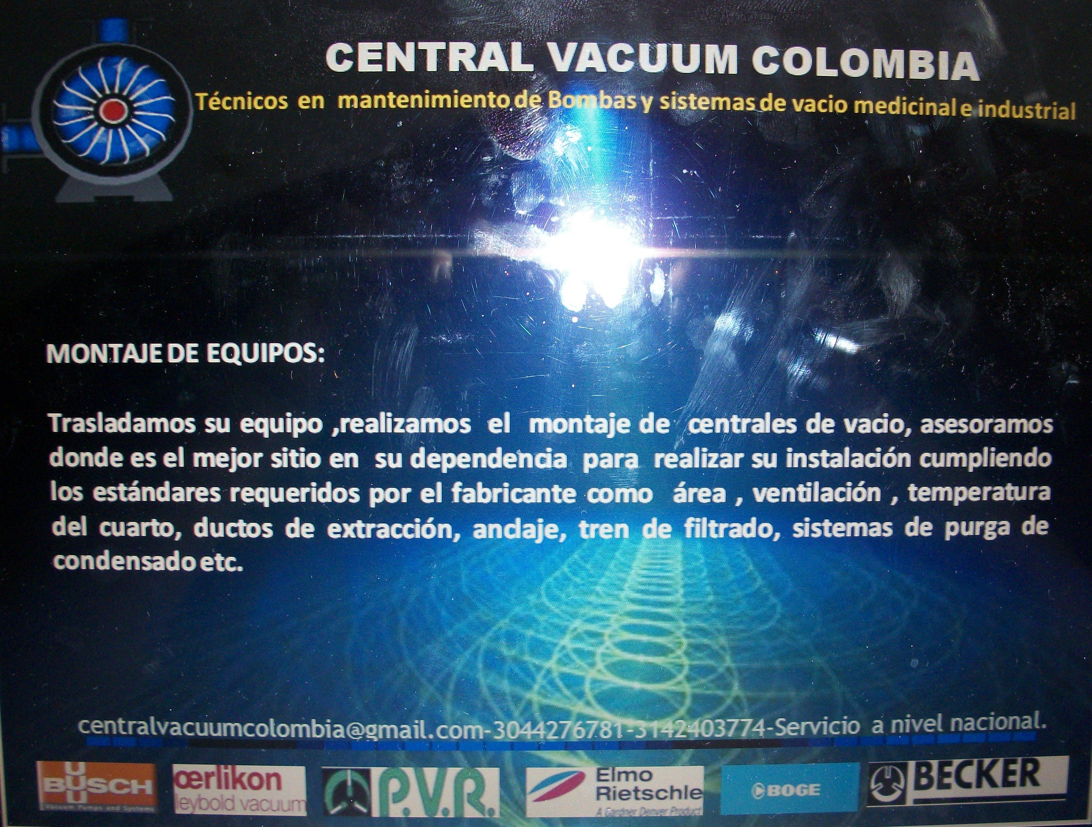 Foto de Central Vacumm Colombia Bogota