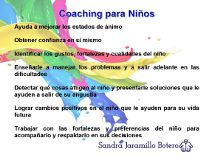 Fotos de Coaching para adultos y niños