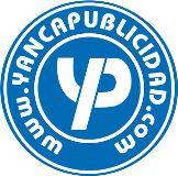 Logotipo de empresa YANCA PUBLICIDAD